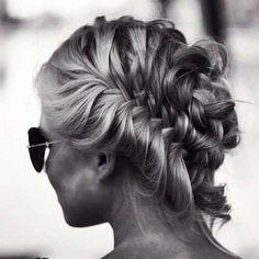 Side Braid | hair Style #inspiration