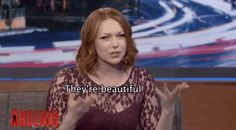 And listed some of her favorite things about making out with women on camera. | Laura Prepon Is Completely Flattered By Her Lesbian Fans
