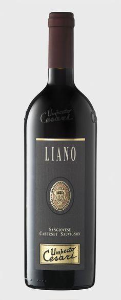 #liano #umbertocesari #wine #italy #sangiovese #cabernetsauvignon