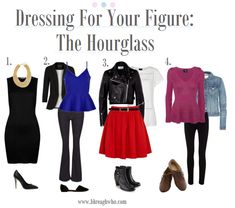 Dressing For Your Figure: The Hourglass