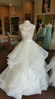 Allure Bridals Couture C380, available at Pence and Panache Bridal Boutique, 682-224-3484, www.penceandpanache.com!