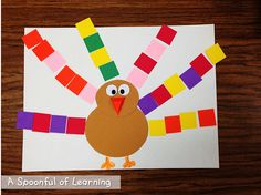 Turkey Unit! Math, Literacy, and Writing Activities!
