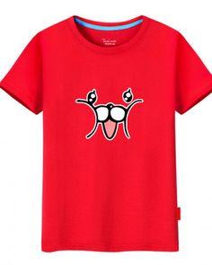Funny rabbit t shirt for teenage girls cute animal face design tee Teenage Guys, Guys And Girls, Funny Rabbit, Face Design, Animal Faces, Tee Shirts, Tees, Hiphop, Cute Animals
