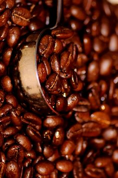 ☕ Coffee Beans ☕  I'd love it if our house smelled like a coffee shop instead of dirty diapers
