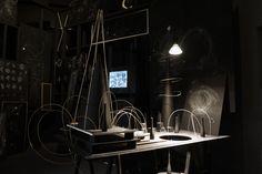 Theoriegehaeuse 13 (Otto's Nightmare), installation view, 2012