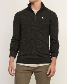 Mens Sweaters Tops | Abercrombie.com