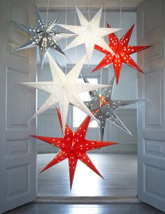 Star lights from Ikea