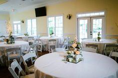 Reception Hall #thompsonhouseandgardens #flowersbyon