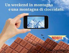 Vinci una montagna di cioccolato e un weekend in montagna - http://www.omaggiomania.com/concorsi-a-premi/vinci-una-montagna-di-cioccolato-e-un-weekend-montagna/