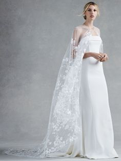 Bridal Fall 2017 Look 3 Hensley
