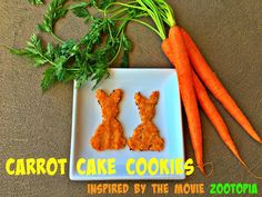You should CARROT About This Cake Cookies! #CarrotCake #Cookies #DairyFree #SugarFree #NutFree #HighProtein #Vegetables #YumYum