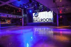 Imagine the possibilities in our 5,000 square foot ballroom, perfect for your next event! #MelroseBallroom