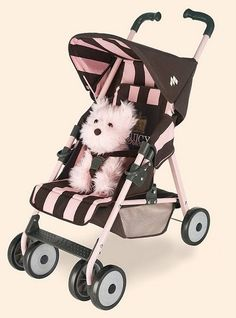 Juicy Couture - If I had a baby girl this would be a MUST HAVE!