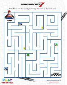 Printable Mazes , Printable Mazes - printable mazes ~ printable mazes , printable mazes for kids free , printable maze - Super Mario Party, Mario Party Games, Super Mario Games, Super Mario Birthday, Mario Birthday Party, Super Mario Bros, Super Mario Brothers, Mario Games For Kids, Mario Und Luigi