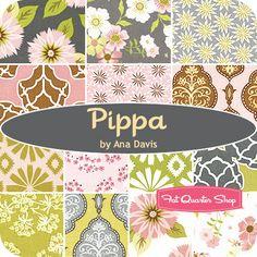 Pippa Fat Quarter Bundle Ana Davis for Blend Fabrics - Fat Quarter Shop
