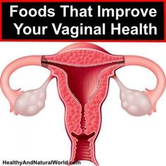 Foods Every Women should Know that Improve Your Vaginal Health