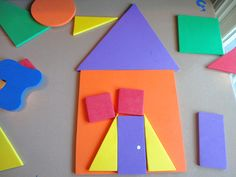 Printable Shapes Resources for Preschoolers