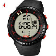 OTS Men's Digital Sports Watch