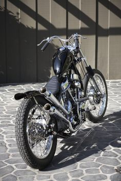 Panhead | Chopper Inspiration - Choppers and Custom Motorcycles | theroadyeah December 2014
