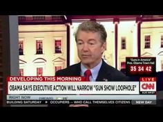 Sen. Paul Appears on CNN's New Day- January 6, 2015