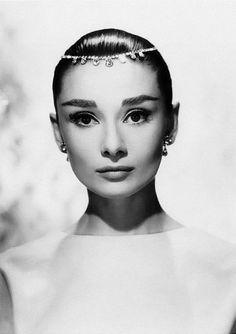 Rare Audrey Hepburn — Audrey Hepburn photographed by Richard Avedon for...