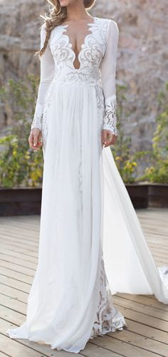 Beautiful wedding dress. #wedding #weddingdresses  To view more gorgeous wedding dresses visit http://www.boutiquebridalconcepts.com/suppliers/wedding-dresses