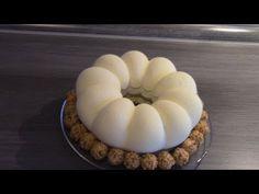 """Муссовый торт """"Манго, апельсин и шоколад"""" - YouTube"""