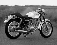 BSA SR 500 Gold.  #motorcycles #motorbikes #motocicletas