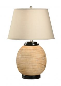 Amazing SCORED BALL LAMP. Lamp ShadesTommy BahamaTable ...