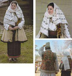Radauti, Moldavia Costumes Around The World, Moldova, Folk Costume, Ethnic Fashion, Romania, Plaid Scarf, African, Textiles, Traditional