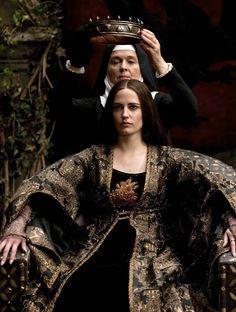 The Enchanted Garden | Eva Green as Morgana Pendragon in Camelot (TV...