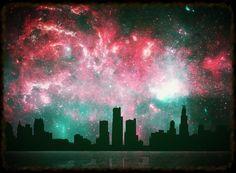Galaksy city