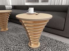 Product Design 02 Digitural Coffee Table on Behance