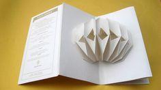 TALLER DE POP-UP // Mecánismos 3D para papel - Red libro de artista