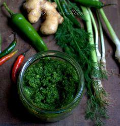 Garlic Scape Pickle