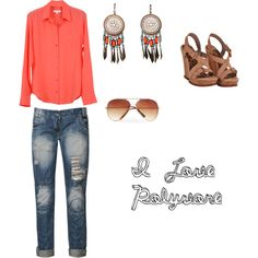Spring!, created by karamperez20 on Polyvore