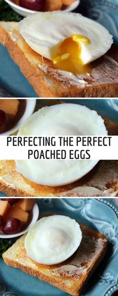 how to make the perfect poached eggs! easy guide to making poached eggs for breakfast