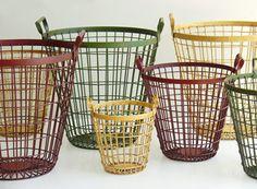 Metal Baskets $11