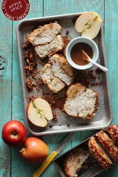 Apple Cinnamon Pull-Apart Bread from @Sara Baker Royale