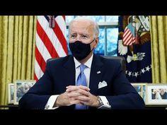 MAP 820 Temná předpověď budoucnosti lidstva! Dnes ji vyslovil Joe Biden a mainstreamová média mlčela - YouTube Transgender People, Renee Zellweger, Republican Presidents, Us Presidents, Celine Dion, Joe Biden, Donald Trump, The First 100 Days, Executive Order