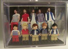 Lego One Direction
