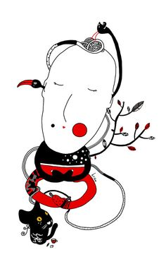 Cherry season by Brigita Rugelis on Etsy
