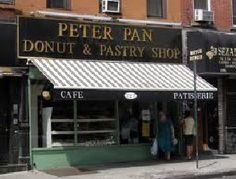 Peter Pan Donut & Pastry Shop. 727 Manhattan Avenue, Brooklyn, NY. 11211