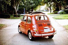 Love it, the Fiat 500