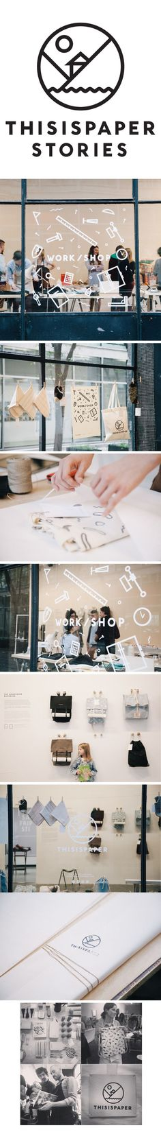 THISISPAPER WORK/SHOP at MOMA Warsaw - Thisispaper Stories #infographics