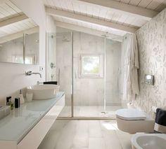 New vintage rustic bathroom decor interior design ideas Rustic Bathroom Decor, Bathroom Interior Design, Decor Interior Design, Interior Decorating, Bathroom Spa, Modern Bathroom, Master Bathroom, Bathroom Ideas, Floor Design