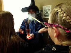 Puddle Wonderful Learning: Harry Potter Party: Diagon Alley