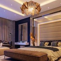 Ideal bedroom design