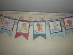 New Blog post up! Thanks, Cati, for your amazingness to be displayed on here and in my boys room!