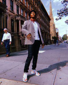 Made in Harlem.